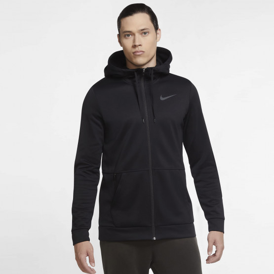 Nike Therma Men's Training Blouse with Hood and Zipper