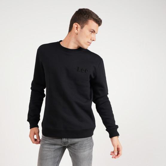 Lee Refined Applique Men's Sweatshirt