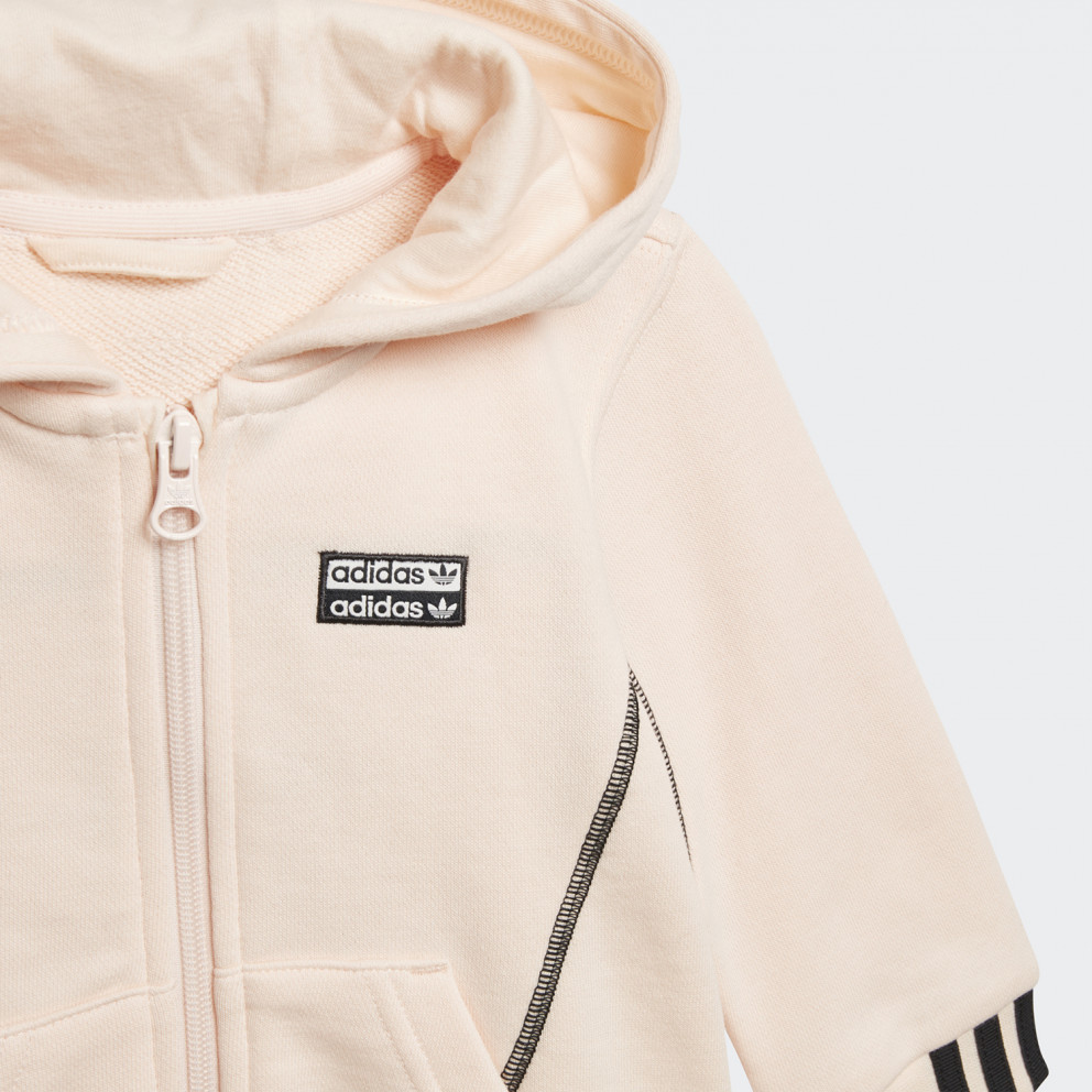 adidas Originals R.Y.V. Kids' Full-Zip Hoodie Set