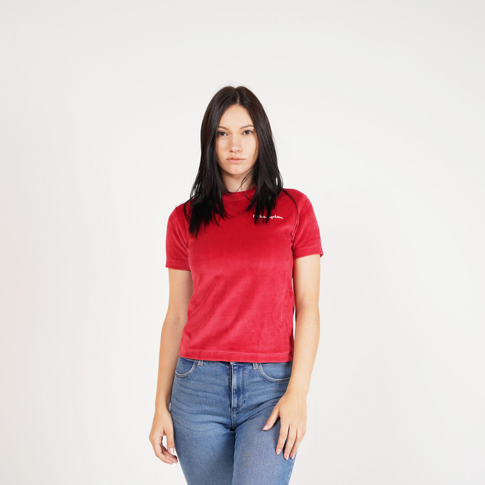 Champion Women's Crewneck Croptop