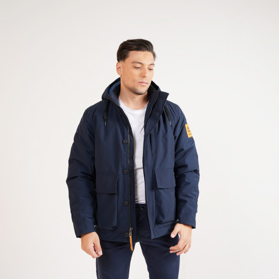Timberland West Bond Warmest Back Onion Quilted Men's Coat
