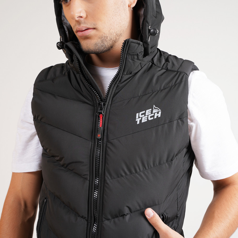 Ice Tech Men's Sleeveless Coat