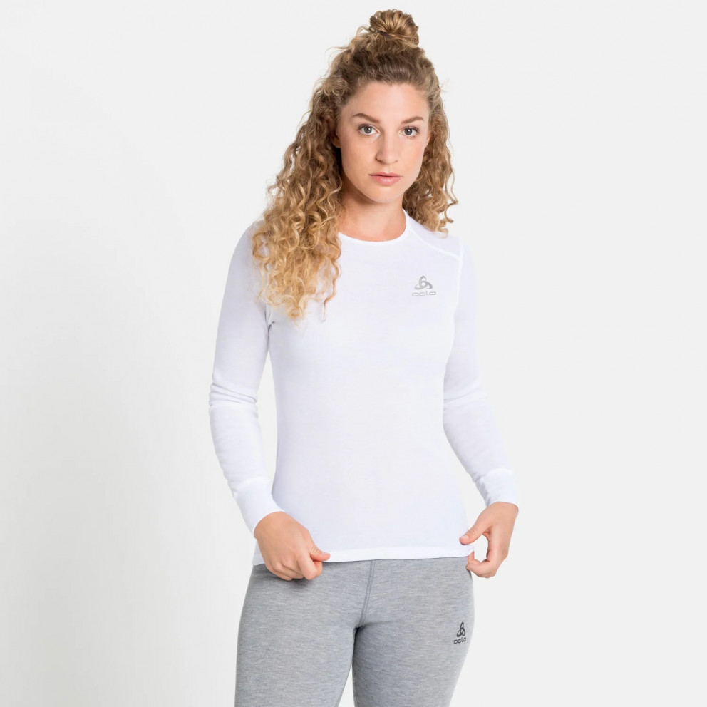 Odlo Performance Warm Long Sleeve Women's Base Layer Top