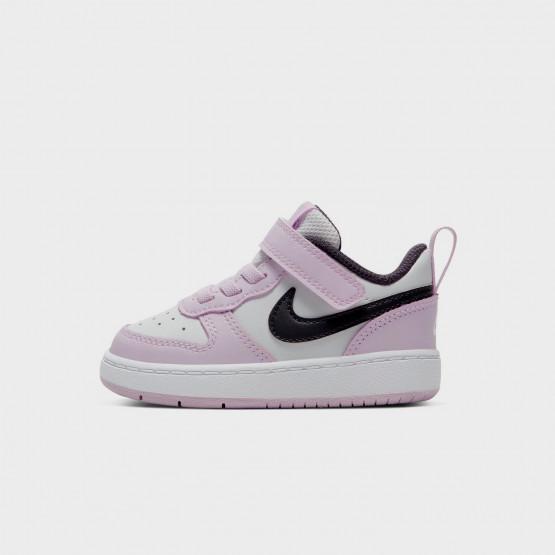 Nike Court Borough Low 2 Βρεφικά Παπούτσια