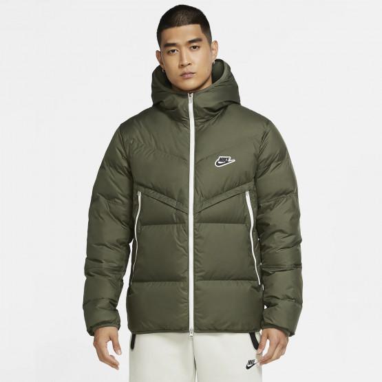 Nike Sportwear Down-Fill Windrunner Ανδρικό Αντιανεμικό Μπουφάν