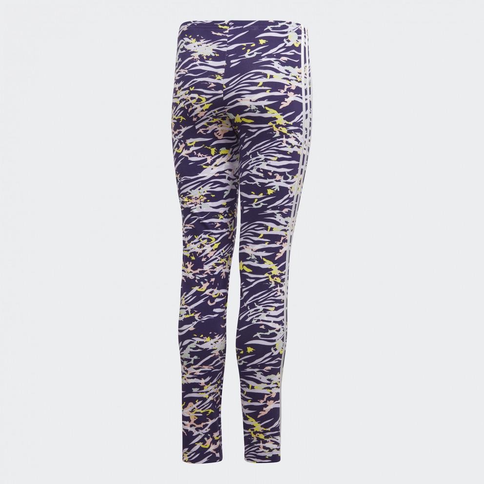 adidas Originals Allover Print Girls' Leggings