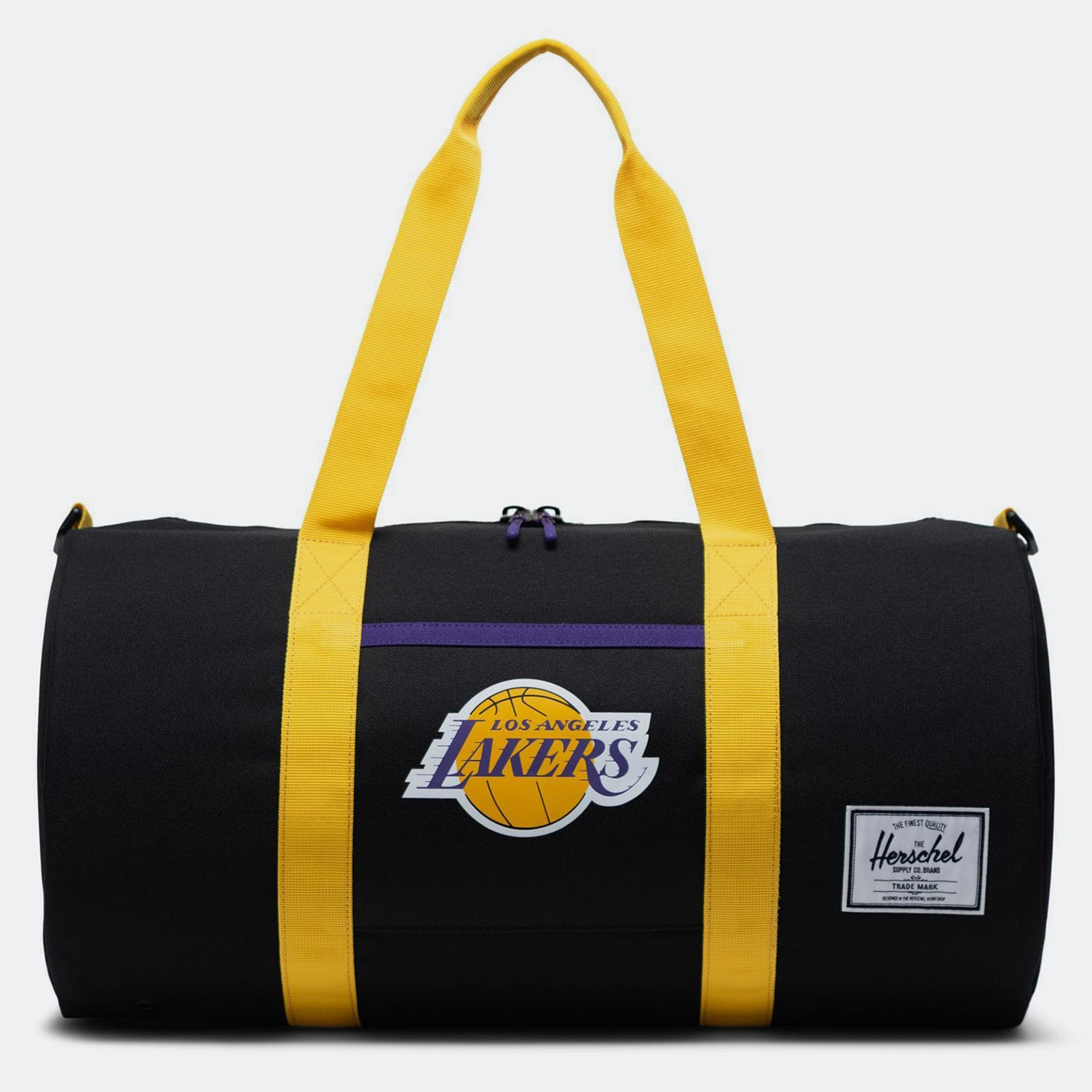Herschel Sutton Mid-Volume Los Angeles Lakers Τσάντα Ταξιδιού 28L - 26 x 51,4 x 26 cm (9000064375_48998)