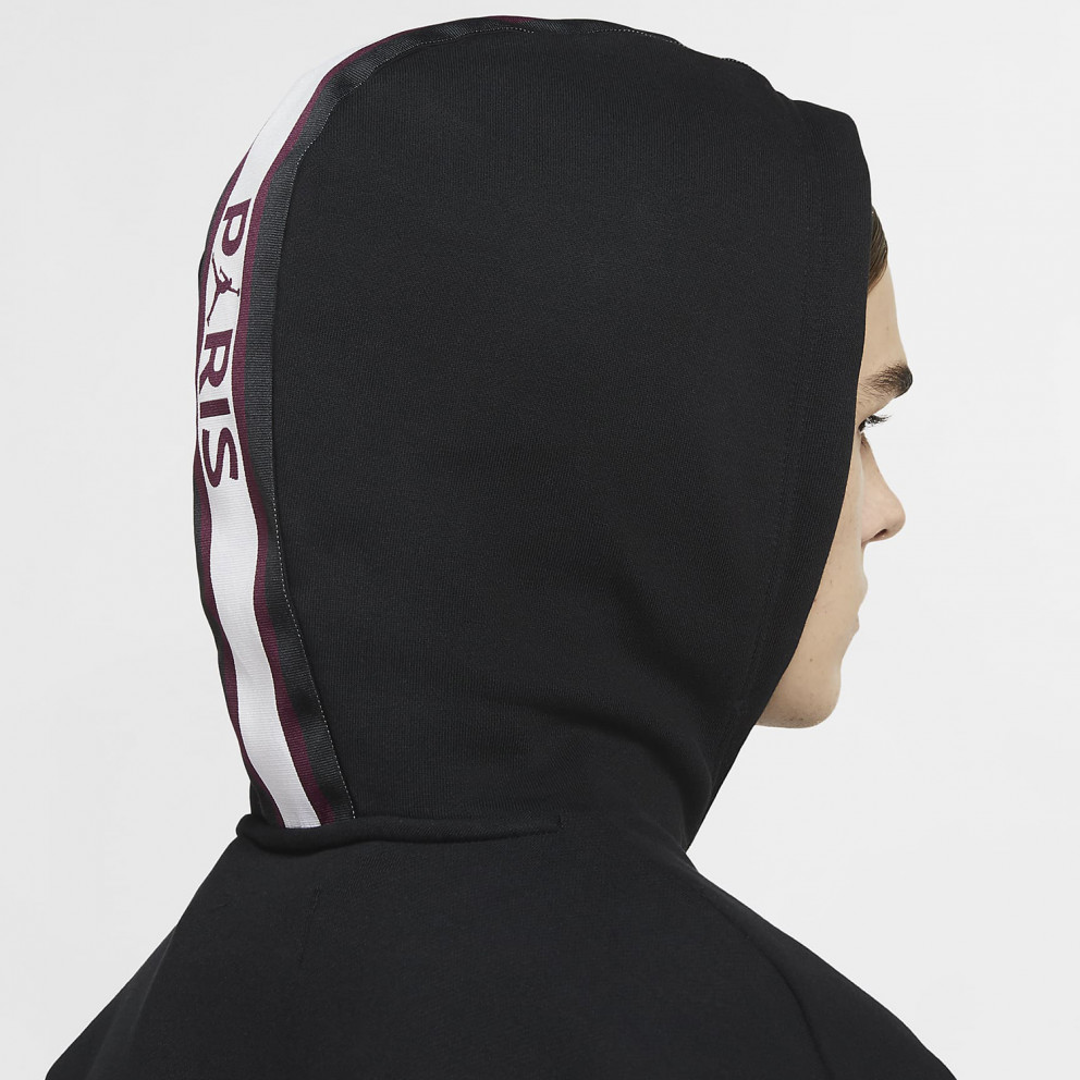 Jordan X PSG Men's Taped Hoodie