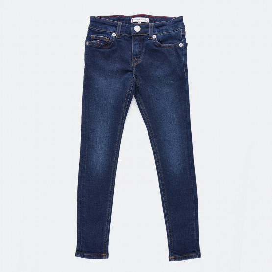 Tommy Jeans Nora Super Skinny Παιδικό Jeans