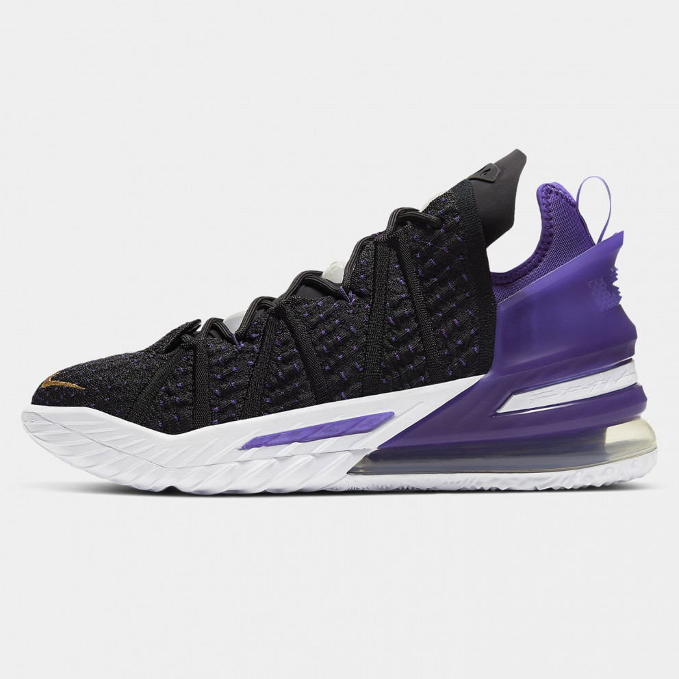 Nike LeBron 18 'Lakers' Men's Basketball Shoes