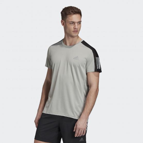adidas Own The Run Tee Ανδρική Κοντομάνικη Μπλούζα