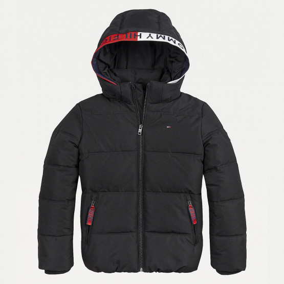 Tommy Jeans Essential Padded Παιδικό Μπουφάν