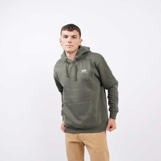 Alpha Industries Basic Small Logo Men's Hoodie