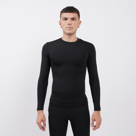 Target Ανδρική Ισοθερμική Μπλούζα με Μακρύ Μανίκι