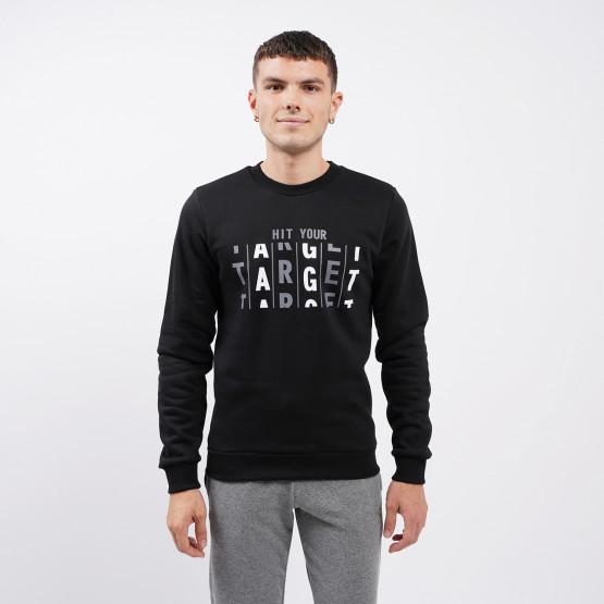 """Target """"Hit Your Target"""" Men's Sweatshirt"""
