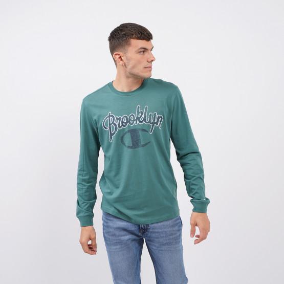 Champion Men's Long-Sleeve Shirt