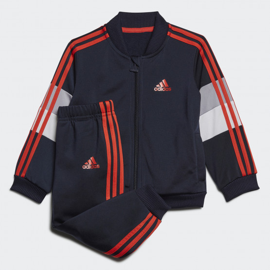 adidas Shiny Track Suit Toddlers' Set