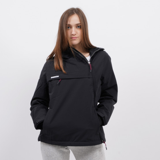 Emerson Women's Pullover Jacket with Hood