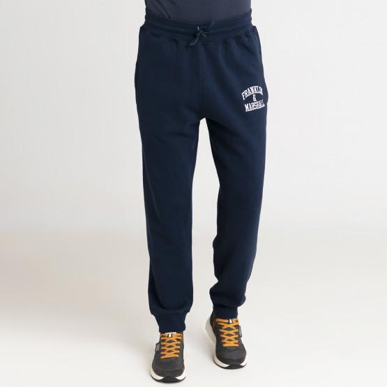 Franklin & Marshall Fleece Ανδρικό Παντελόνι Φόρμας