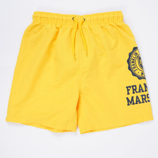 Franklin & Marshall CORE LOGO SWIM SHORT