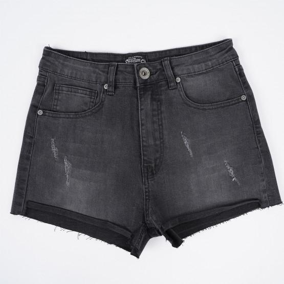 Emerson Women's Stretch Denim Short Pants