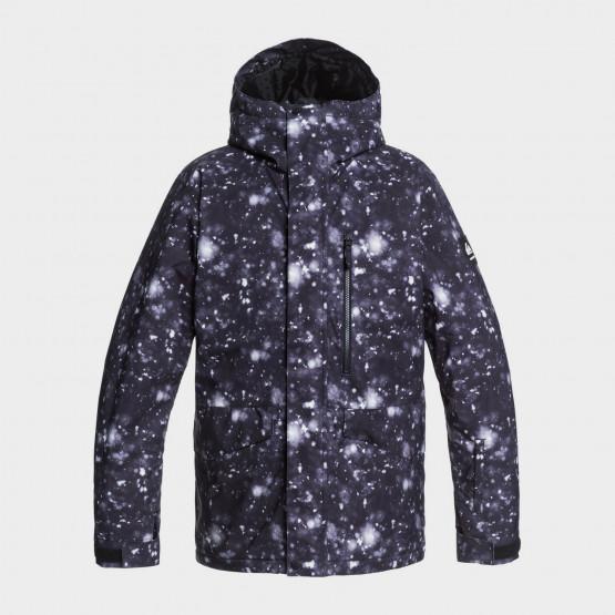 Quiksilver Snow Mission Printed Jk Men's Coat