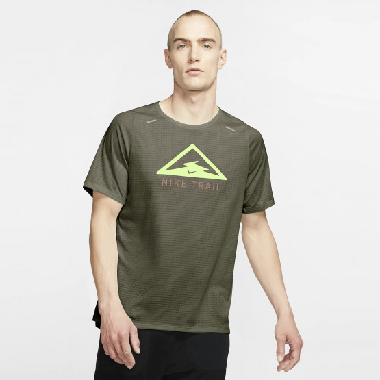 Nike Rise 365 Trail Ανδρικό T-Shirt
