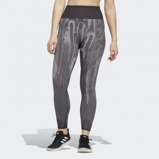 adidas Believe This Primeknit Leggings Γυναικείο Κολάν