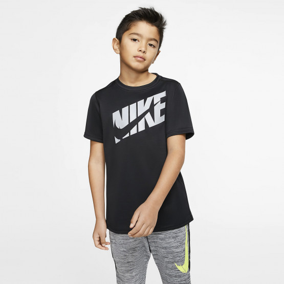 Nike Dri-Fit Swoosh Jr Kids' T-Shirt