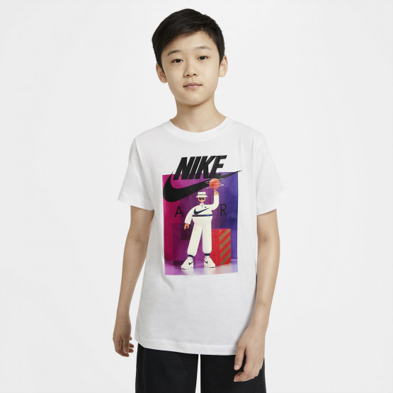 Nike Airman Futura Kid's T-Shirt