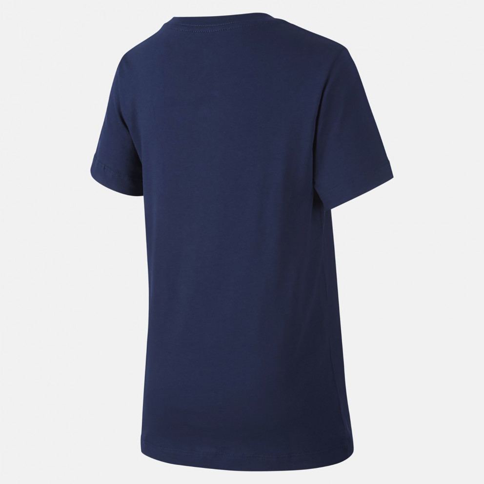 Nike χ PSG Logo Kids'  T-Shirt