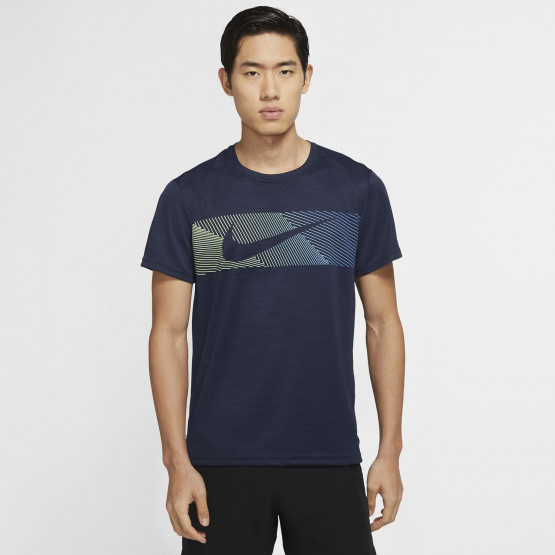 Nike Dry Superset Lv 2.0 Ανδρικό T-Shirt