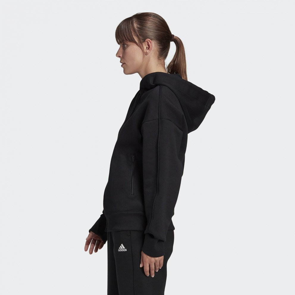 adidas Performance Versatility Women's Full-Zip Hoodie
