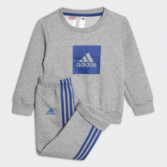 adidas Performance Warm Crew Baby Set