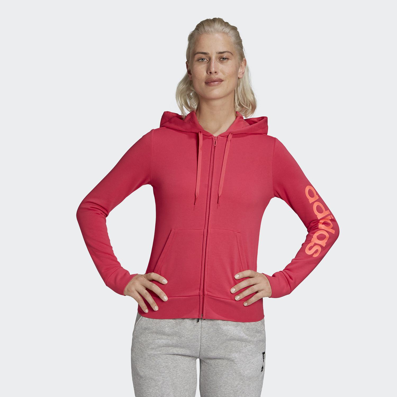 adidas Performance Essential Γυναικεία Ζακέτα (9000067601_47258)