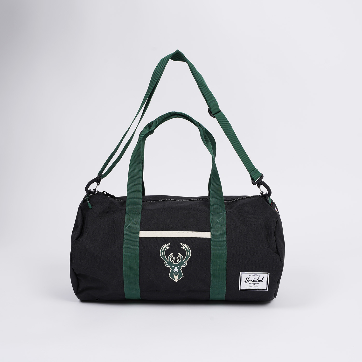 Herschel Sutton Mid-Volume Milwaukee Bucks Τσάντα Ταξιδιού 28L (9000064376_48999)