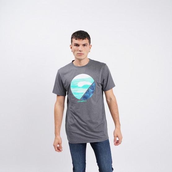O'Neill Framed Hybrid Ανδρικό T-Shirt