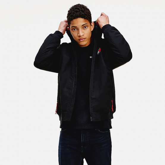 Tommy Jeans Padded Nylon Jacket Ανδρικό Μπουφάν