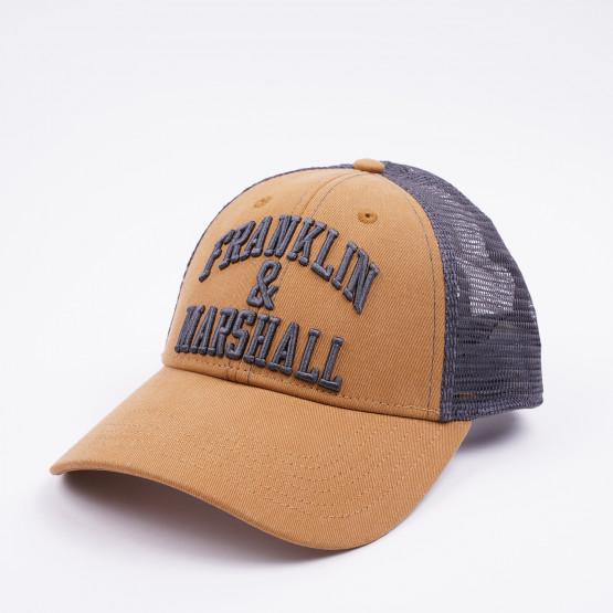 Franklin & Marshall Heavy Cotton Ανδρικό Καπέλο
