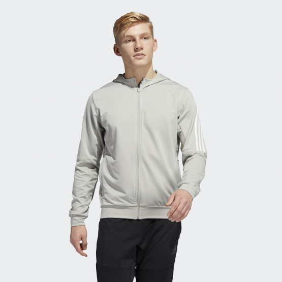 adidas Performance AEROREADY Men's Full-Zip Hoodie