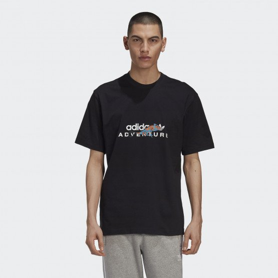 adidas Adventure Graphic Ανδρικό T-Shirt