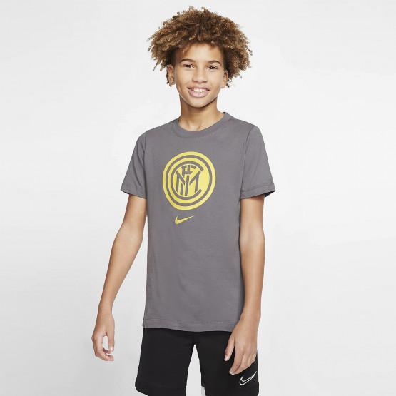 Nike Inter Milan Παιδικό T-Shirt