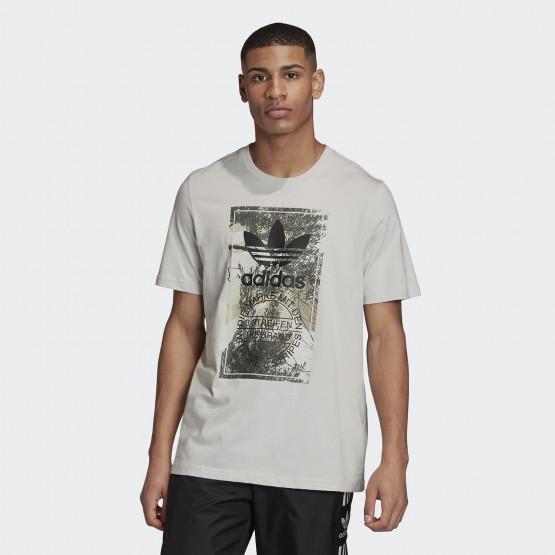 Adidas Camo Tongue Tee Men's T-Shirt