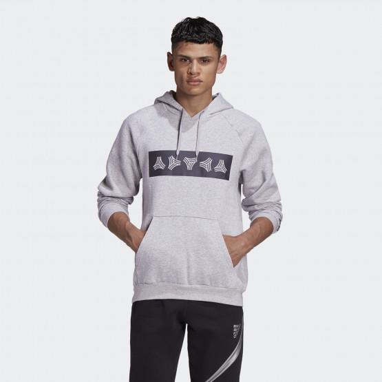 Adidas Tan Hooded Sweatshirt Ανδρικό Φούτερ