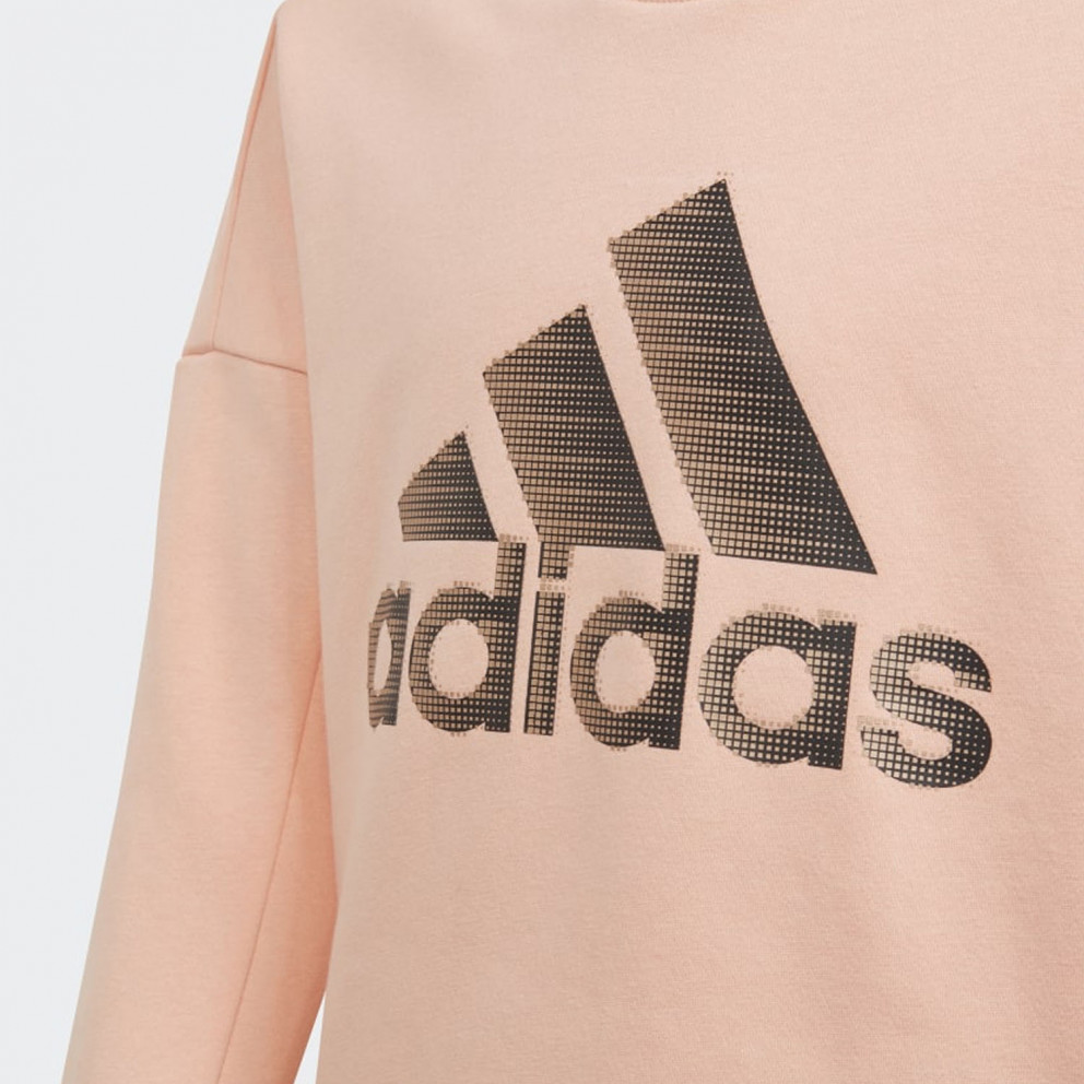 adidas Performance Id Glam Crew Sweatshirt