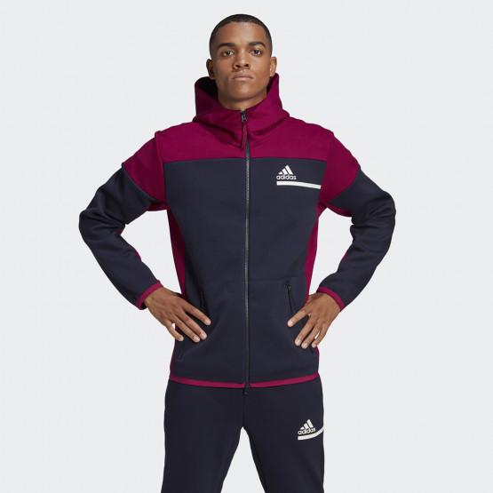 adidas Performance Z.N.E. Men's Full-Zip Hoodie