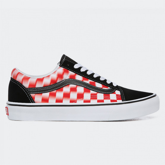 Vans Old Skool Blur Check Women's Shoes