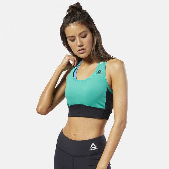 Reebok Sport Boston Track Club Crop Top