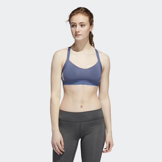 Adidas All Me 3-Stripes Women'S Bra  –  Γυναικείο Μπουστάκι