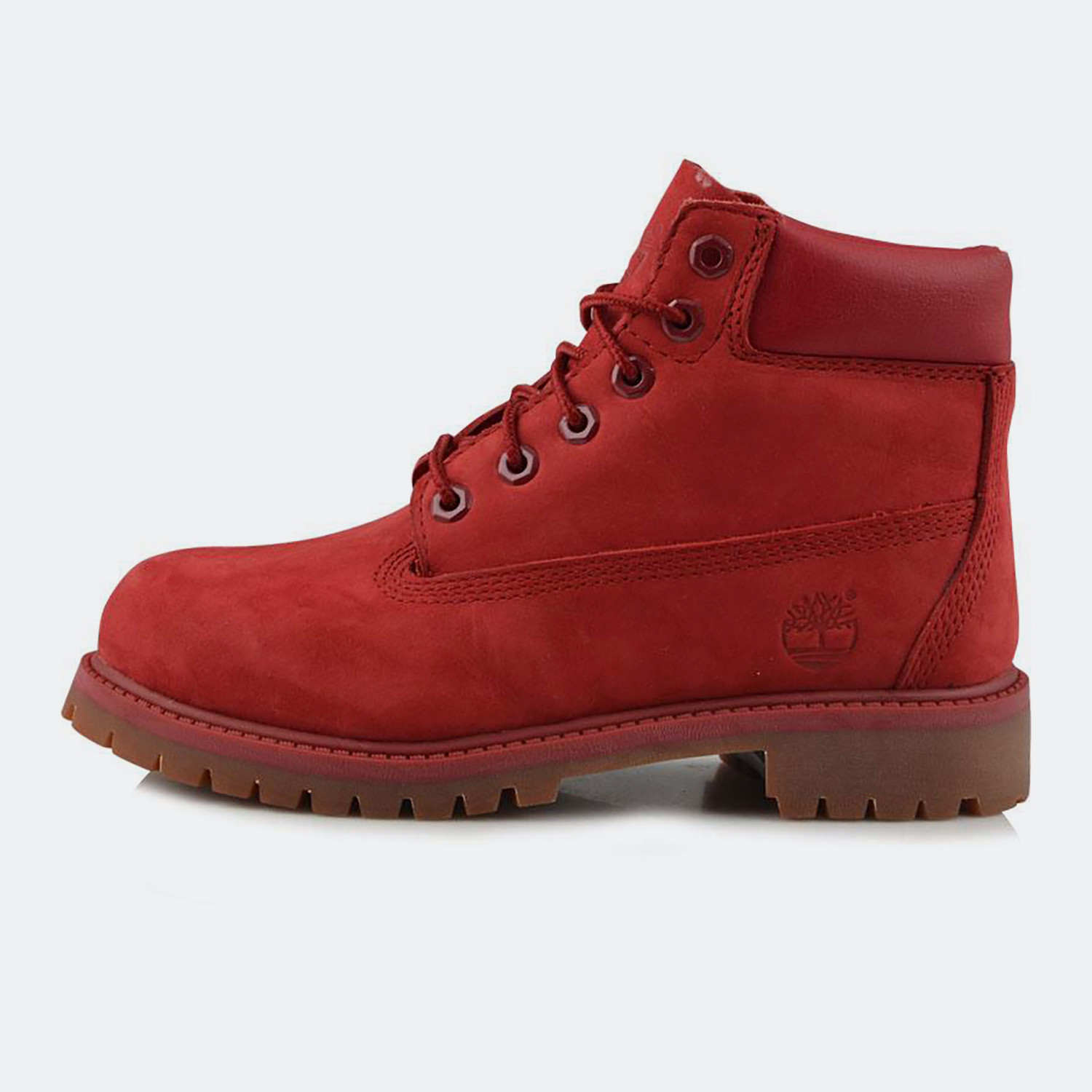 Timberland 6 In Premium Wp Boot Red (1080031571_1634)